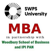 MBA - Innovation and Data Analysis - SWPS_IPI PAN_WSB